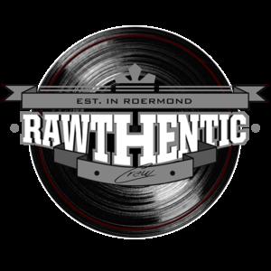 Rawthentic Logo Transpirant